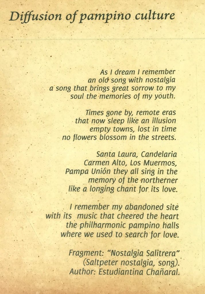 Poem about Humberstone