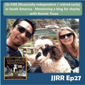 Jim Jim Album cover with Trinity a lama and Bonnie