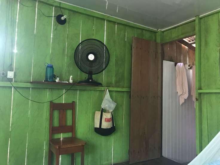 Little room on the Amazon Tours
