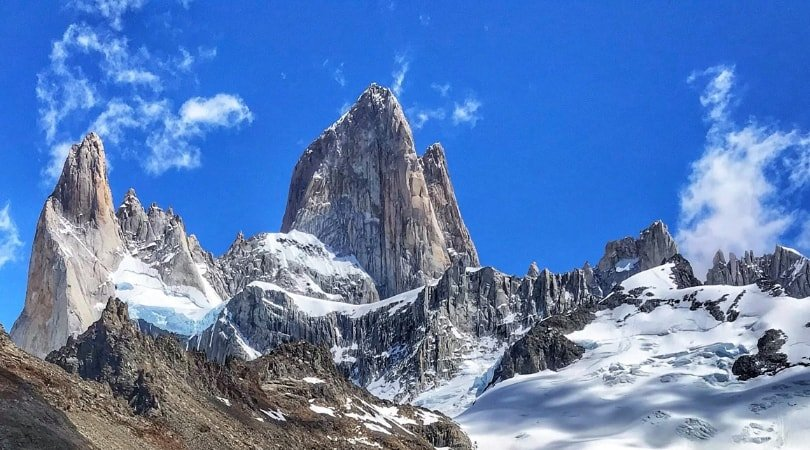 Fitz Roy in the Patagonia Region
