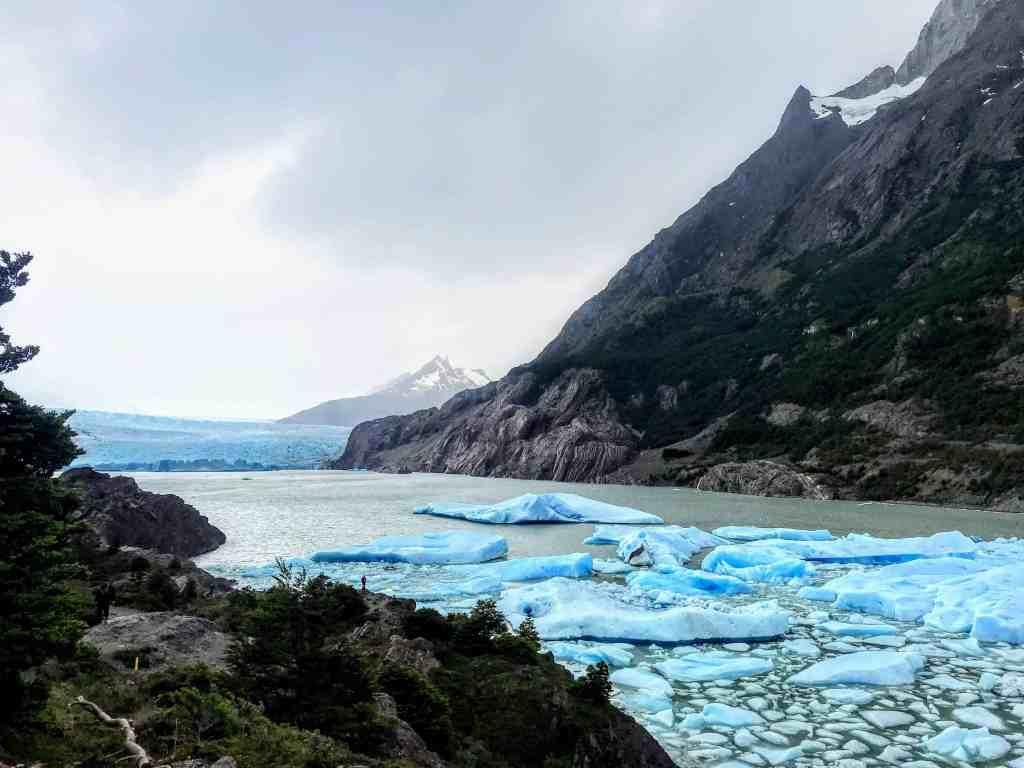 Glacier Grey in Torres del Paine