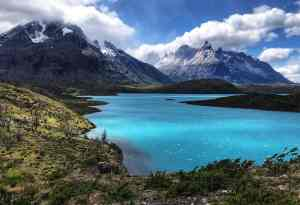 Torres del Paine in the Patagonia Region