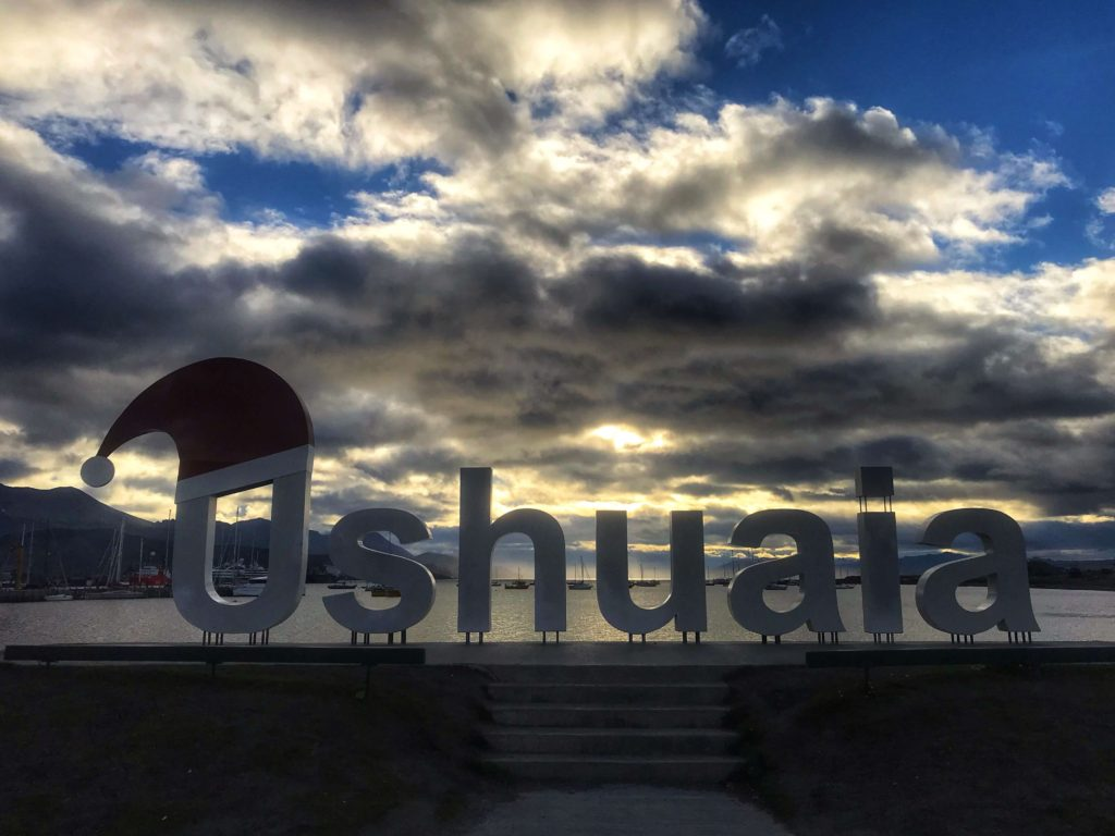 """Ushuaia, """"The end of the world"""" at the bottom of the Patagonia region"""
