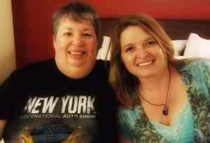 Jen and Bonnie Truax