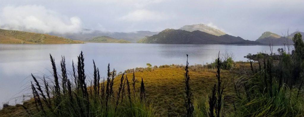 Gordon Lake, Tasmania, Australia