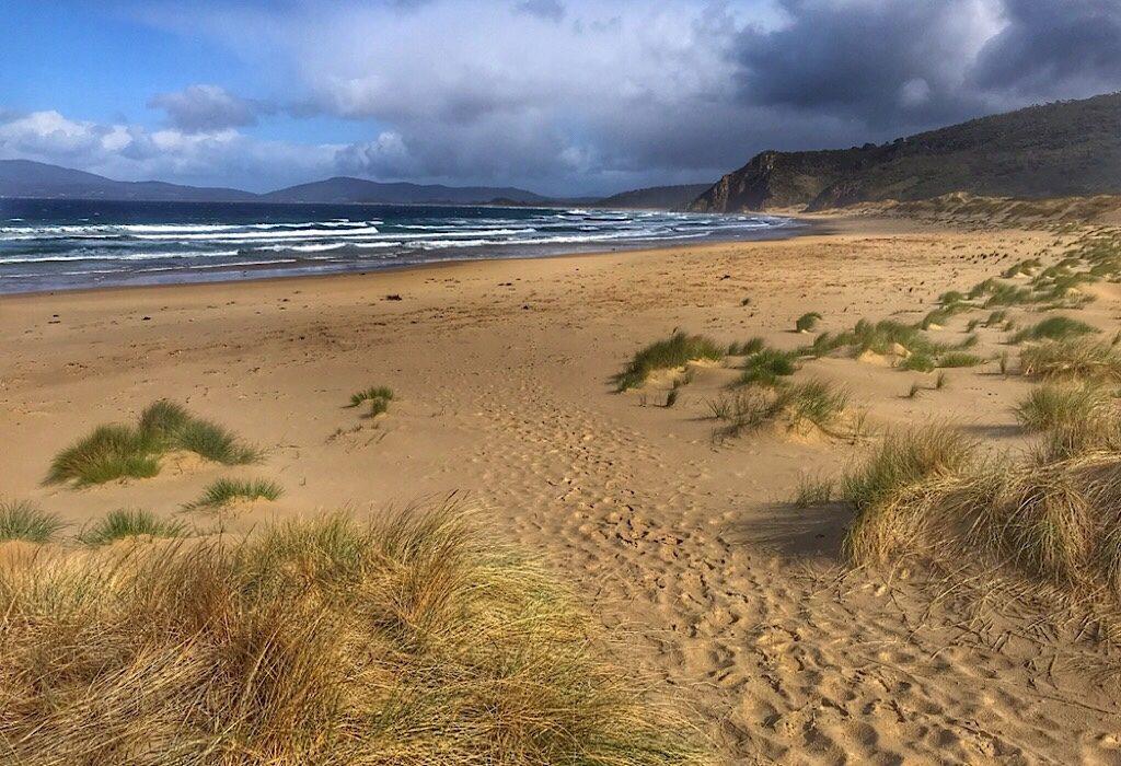 Beach at Queen Elizabeth Cape