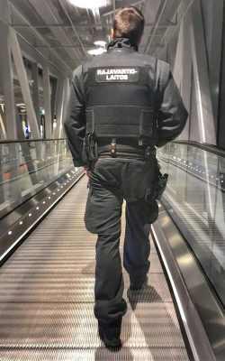 Border Guard in Finland
