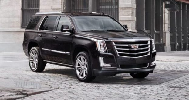 Black Luxury Truck