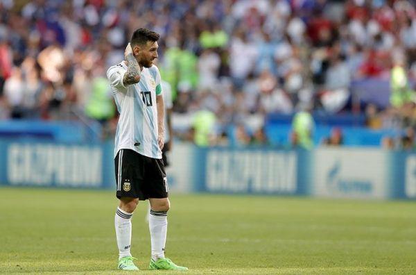 Argentina cierra el 2018 fuera del top ten de FIFA