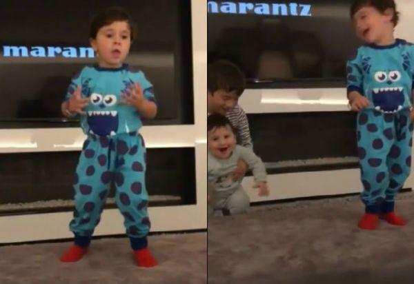 El divertido momento de la familia Messi que revolucionó las redes