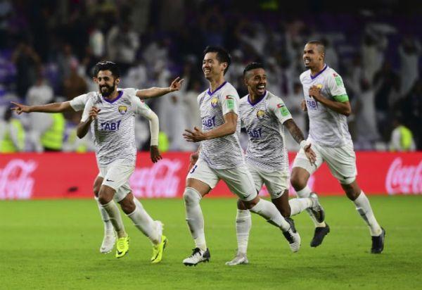 Al Ain ganó por penales y podría ser rival de River en semifinales