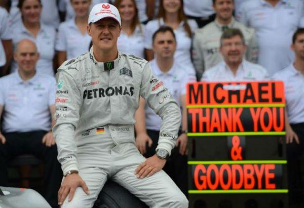 """Michael Schumacher """"está en buenas manos"""", según su familia"""