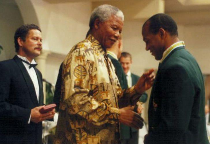 Sudáfrica llora la muerte de Chester Williams