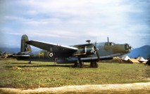 Warwick B Mk I BV283