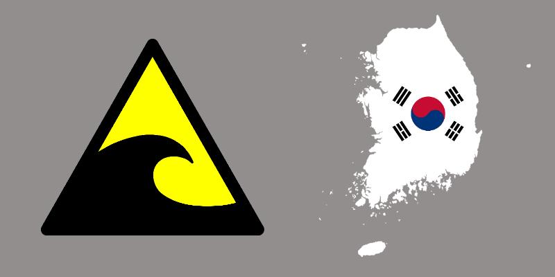2nd Tsunami Warning For South Korea – Sharlene Reimer
