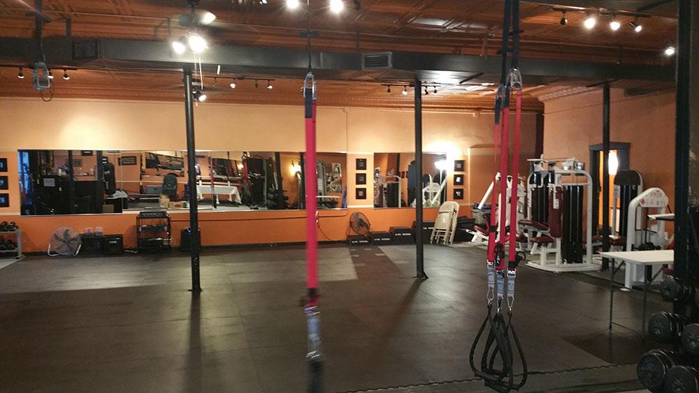 oak park gym