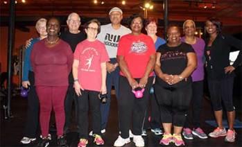free fitness class for seniors