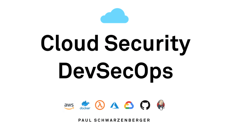 Cloud Security DevSecOps Logo