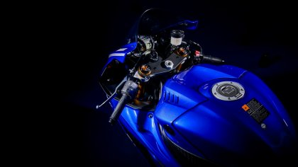 2017 Yamaha R6 Review | First Ride -