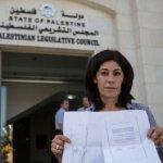 Israel condena sin juicio a 6 meses a parlamentaria palestina