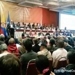 """Jairo Estrada Álvarez en el foro sobre """"Fin del conflicto"""""""