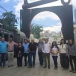 Defensores de presos colombianos visitaron Palestina