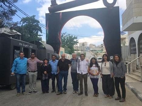 solidaridad presos palestinos
