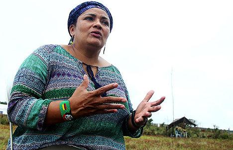 'Victoria Sandino'. Foto: Ricardo Cruz.