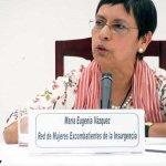 María Eugenia Vásquez, ex M-19, habla de los retos de la paz