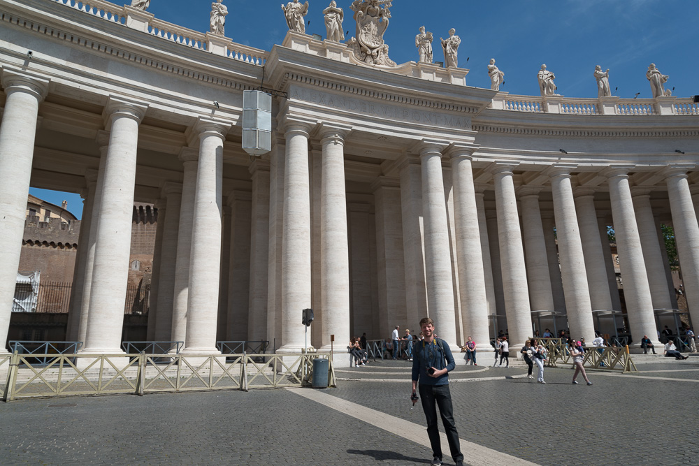 Following the Sky VanDoren Rome Travel-3