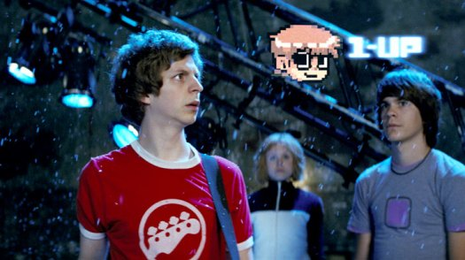 Michael Cera in <em>Scott Pilgrim vs. the World</em>