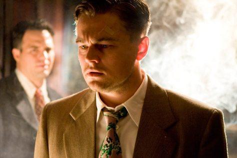 Leonardo DiCaprio in <em>Shutter Island</em>