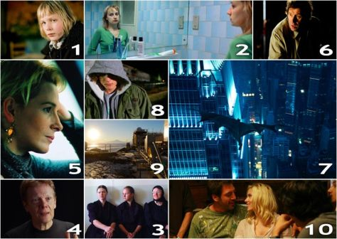 2008 Top 10 Collage