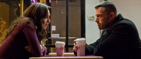 Rebecca Hall and Ben Affleck in <em>The Town</em>