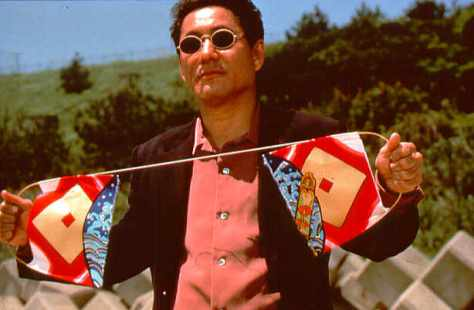 "A cop with a kite: ""Beat"" Takeshi in Hana-bi"