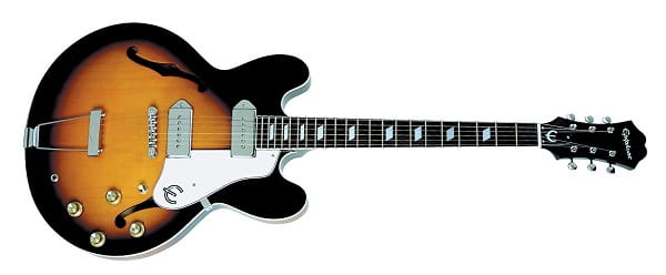Epiphone CASINO Thin-Line Hollow Body Electric Guitar