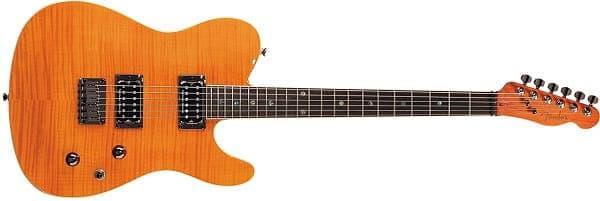 Fender Special Edition Custom Telecaster HH Electric Guitar