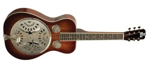 Recording King Squareneck Resonator Guitar