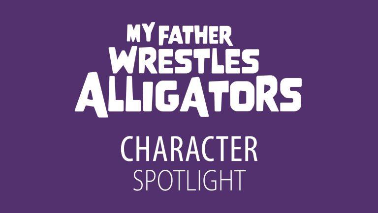Character Spotlight: Hallway Monster