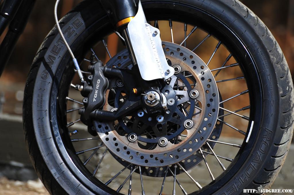 Kraus Motor Company: the DYNA | stephen berner's 45dgree