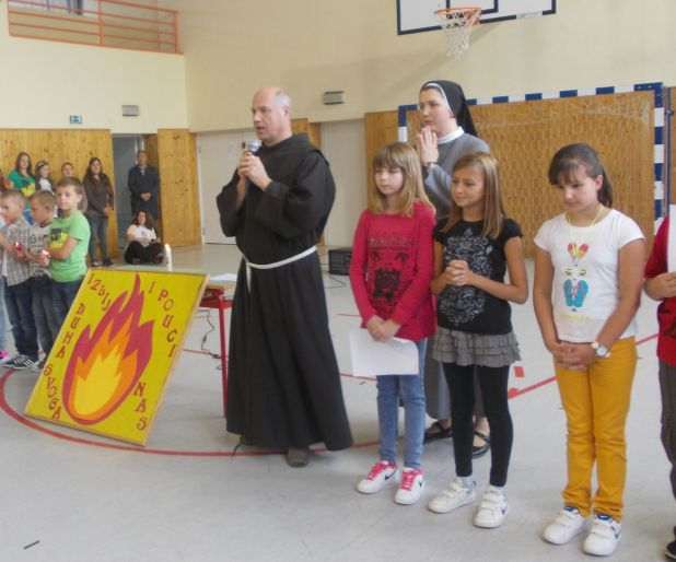 Blessing school Croatia