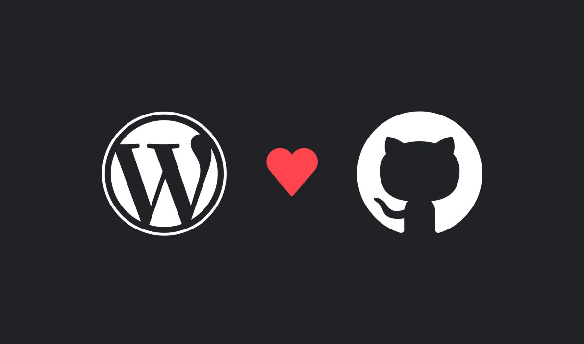 Using WordPress with GitHub