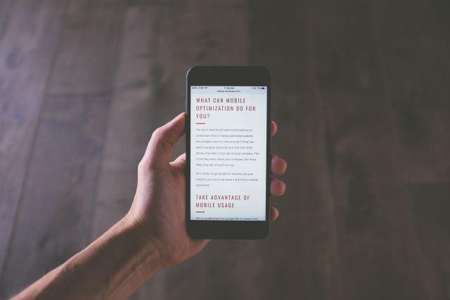 Mobile web design - RWD