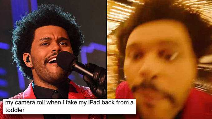 Weeknd S Best Memes From The 2021 Super Bowl Halftime Show World Today News