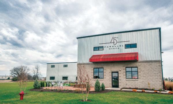 45th parallel distillery new richmond