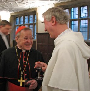 Fr Timothy Radcliffe shares Cardinal Walter Kasper's views on Communion for the divorced and re-married.