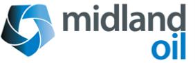 Midland Oil Logo