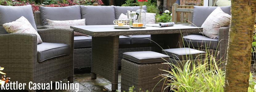 Hartman Garden Furniture Kettler Swan