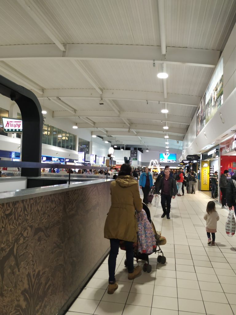 London Luton Airport Guide Ltn Sleeping In Airports