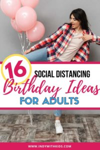 17 Birthday Party Ideas For Adults Covid Social Distancing